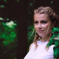 Прекрасная девушка :: Ольга Соколова