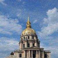 Париж :: Валерий Подорожный