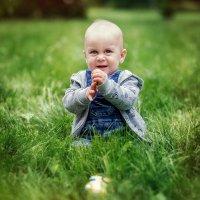 малыш :: Елена Карталова