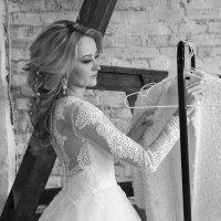 утро невесты :: Екатерина Беникаускене