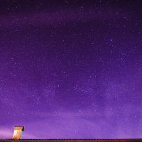 Звёзды над крышей :: Константин Сафронов