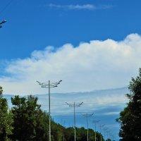 Майское небо - слоеный пирог :: Светлана