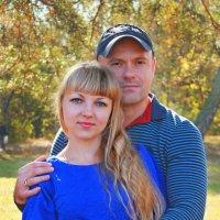 Андрей и Ольга :: Надежда Смирнова