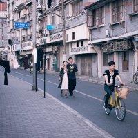 Шанхайские зарисовки :: medvedoux erectus