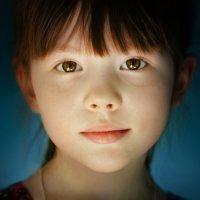Портрет девочки :: Надежда Стрельцова