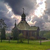 Церковь Николая Чудотворца в Колпино :: Сергей