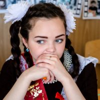 Выпускница :: Оксана Грищенко