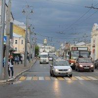 Старый город после дождя :: Andrew