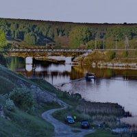 Байновский мост и его окрестности :: Михаил Полыгалов
