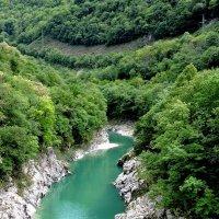 Река Соча. Словения :: Tatiana Belyatskaya