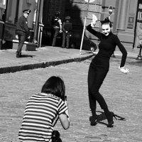 Многоликая Москва :: Диана Романова