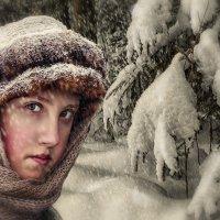 зимняя прогулка... :: Владимир Матва