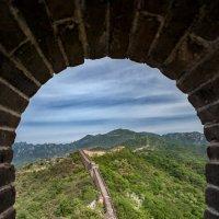 Уходящая вдаль...Great Wall of China... :: Александр Вивчарик