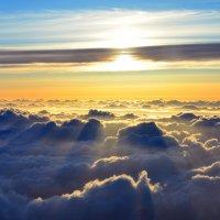 вслед за уходящим Солнцем :: vg154