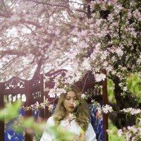 Весна внутри :: Мария Корнилова