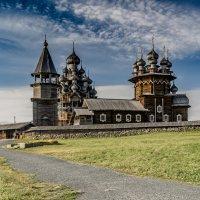 Музей-Заповедник «Кижи» :: Valeriy Piterskiy