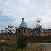 Монастырь. Федоровка. Самарская область :: MILAV V