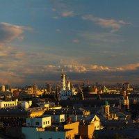 Вся Москва на ладони! :) :: Татьяна Колганова