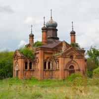 Церковь Спаса Нерукотворного Образа :: Роман Царев