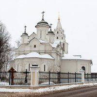 Иоанно Предтеченский храм :: Александр Иосипенко