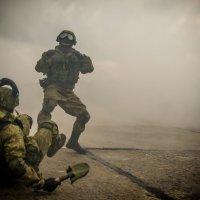 Рукопашный бой :: Валерий Кролик