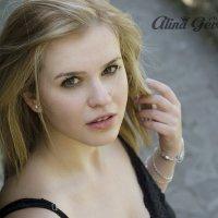 О чем молчат губы, скажут её глаза! :: Алина