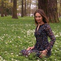 Весна :: Мария Шевалдина