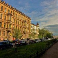На Пятой линии Васильевского острова... :: Sergey Gordoff