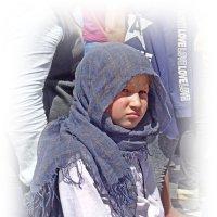 девочка из приюта :: Natalia Mihailova