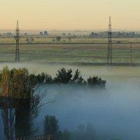Утренний туман 2 :: Юрий Гайворонский
