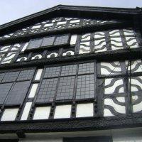Жилой дом 1503 года постройки :: Марина Домосилецкая