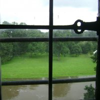 Из окна замка :: Марина Домосилецкая