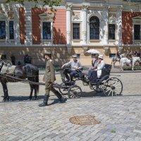 Сегодня утром, на Пушкинской... :: Вахтанг Хантадзе