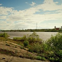 Окские берега :: Андрей Головкин