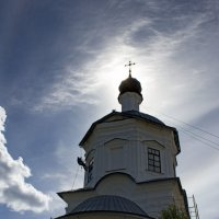 Церковь Воздвижения Креста Господня. :: Ольга Лиманская