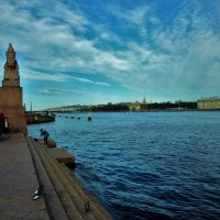 Люди на пристани... :: Sergey Gordoff