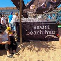 """Из серии """"Пляжный волейбол в городе"""" :: Elen Dol"""