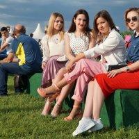Отряд красавиц :: Андрей Майоров
