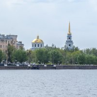 Воткинск : набережная :: Александр Буторин