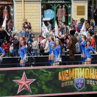 СКА Чемпион России и КНЛ :: tipchik