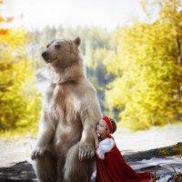 Маша и Медведь :: Вилена Романова
