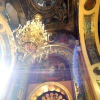 Интерьер храма :: Оксана Тарасенко