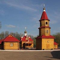 Церковь Новомучеников и Исповедников Мордовских в Ближней пустыни. Макаровка. Саранск :: MILAV V