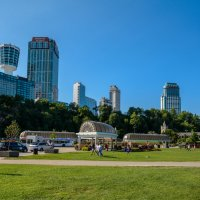 городок Ниагара Фолс, Канада :: Константин Шабалин