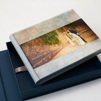 """Свадебная фотокнига """"Премиум"""" :: Студия фотопечати и фотокниг Folio"""