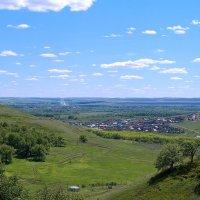 Взгляд с холмов :: Андрей Заломленков