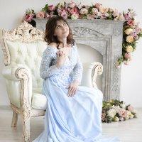 Женский портрет. Фотограф Таня Турмалин. :: Таня Турмалин
