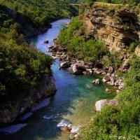 Каньон реки Тара :: Лара Амелина