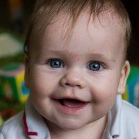 Детское счастье :: Елена Трубникова