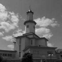 Ивано - Франковская   ратуша :: Андрей  Васильевич Коляскин